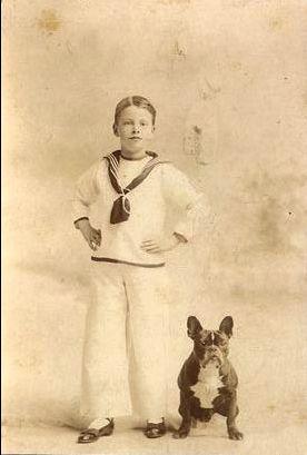 1920s French Bulldog