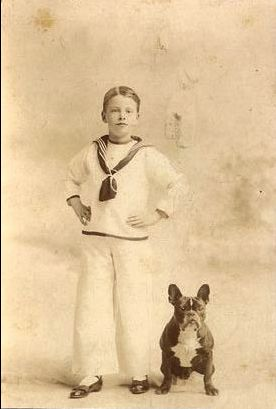 1920s French Bulldog