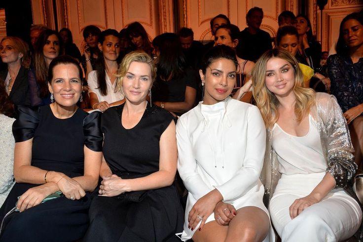 Priyanka Chopra's Couture 2018 Photo Diary With Giorgio Armani
