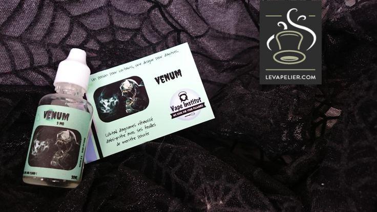 Venum par Vape-Institut - http://www.levapelier.com/archives/8850