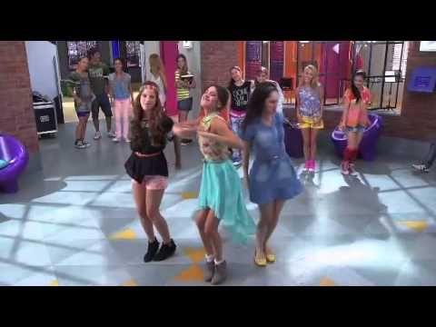 Violetta 2-Video musical Codigo amistad