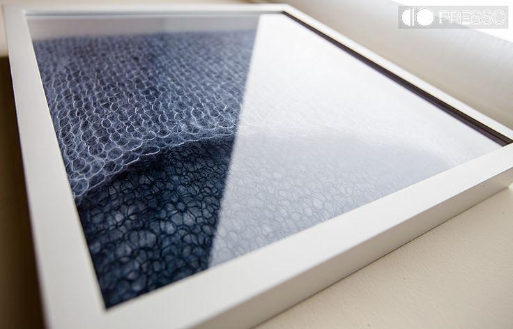 EREZ SOLO RIMON - hand knitted, mohair silk, casa Crossover by PRESSO, Milano www.presso.it