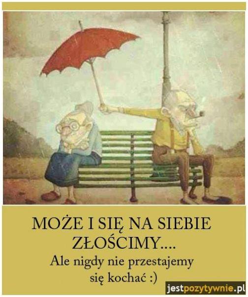 Może i złościmy się na siebie... #Autor-Nieznany,  #Miłość…