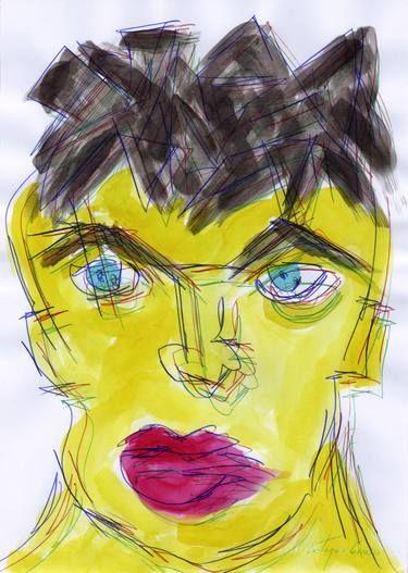 The face of Recknios