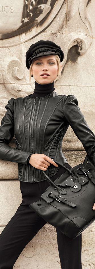 Fashion Black.........Ralph Lauren
