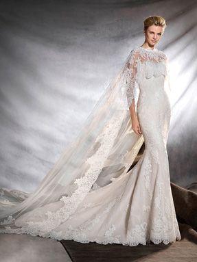 Svatební šaty Pronovias 2017 ve svatebním domě NUANCE. Model Oringo.