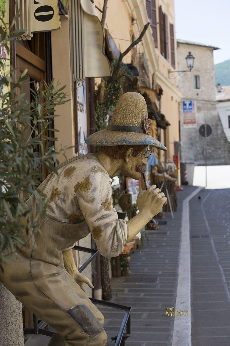 Norcia. Umbria. Foto Massimo Lazzari srls - S.Martino Siccomario PV