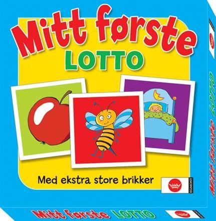 Damm Mitt Første Lotto