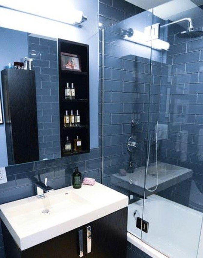 Modern Apartment Bathroom Designs Ideas For Men 19 Masculine Bathroom Apartment Bathroom Design Beautiful Bathrooms