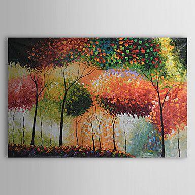 Paysage peint à la main peinture à l'huile 1303-LS0247 – EUR € 54.15