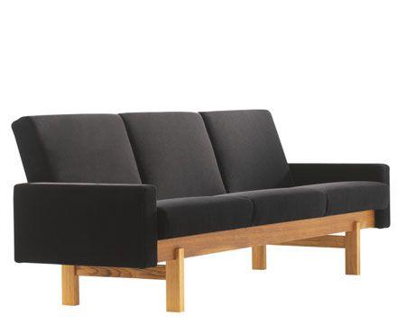 Accent sofa  Design: Yngve Ekström