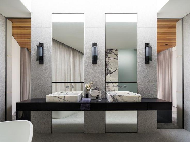 Alexandra Kidd Design Mosman House Project Master Ensuite