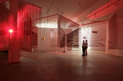 Pour marquer l'Année de la Corée en France le Centre Pompidou invite Haegue Yang, l'une des artistes coréennes les plus influentes de sa génération.