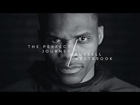 We all have a destination. It doesn't matter how you get there. What's important is that you go. This is Russell Westbrook's perfect journey.    #TUMI19Degree