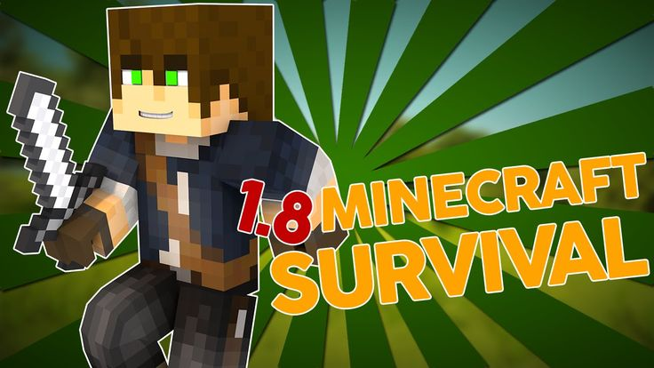 Minecraft Survival ITA 1.8 - Inizia l'avventura! #1