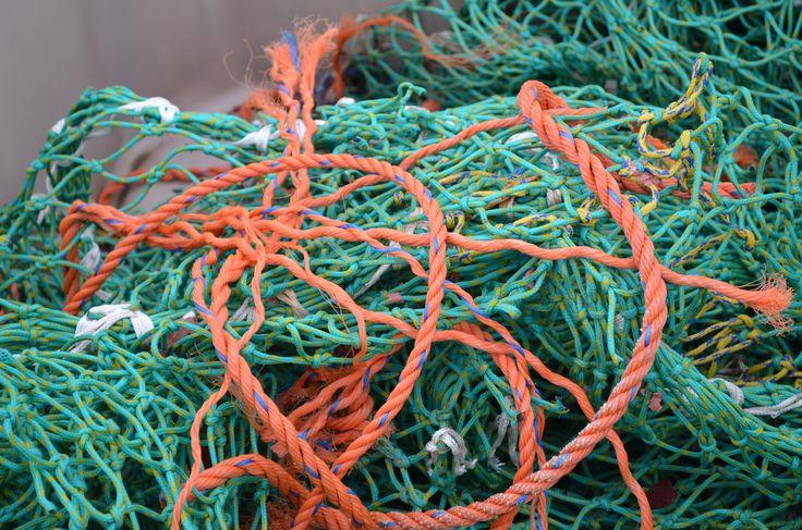 The fishing-net, Terschelling
