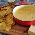 The Best Queso Cheese Dip