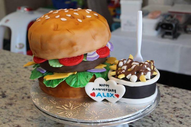Burger Anniversary