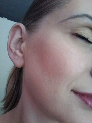 essence silky touch babydoll  is my one and only blush. I love it.