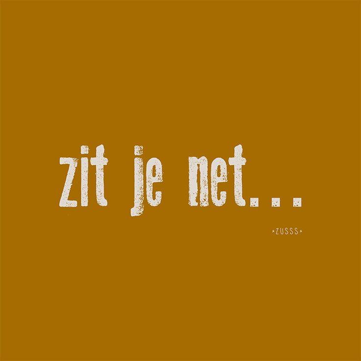 Zusss l Hèhè, eindelijk l www.zusss.nl
