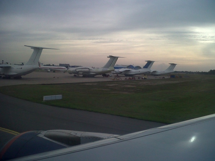 airport #domodedovo in #russia