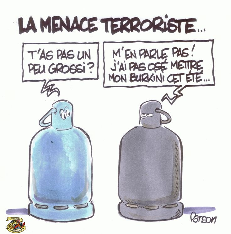 Ranson (2016-08-13) menace terroriste en France.