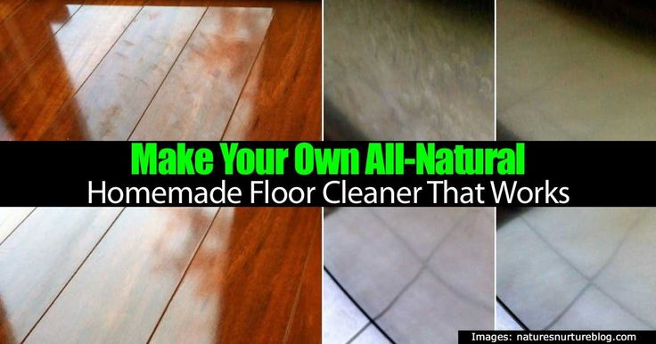 Clean the floor is never a fun job. Finding an efficient home floor cleaner that does not break the budget can be a challenge as well. However, you can make a homemade all natural floor cleaner that does the job perfectly. To create this floor cleaner you only need vinegar, alcohol, water and...