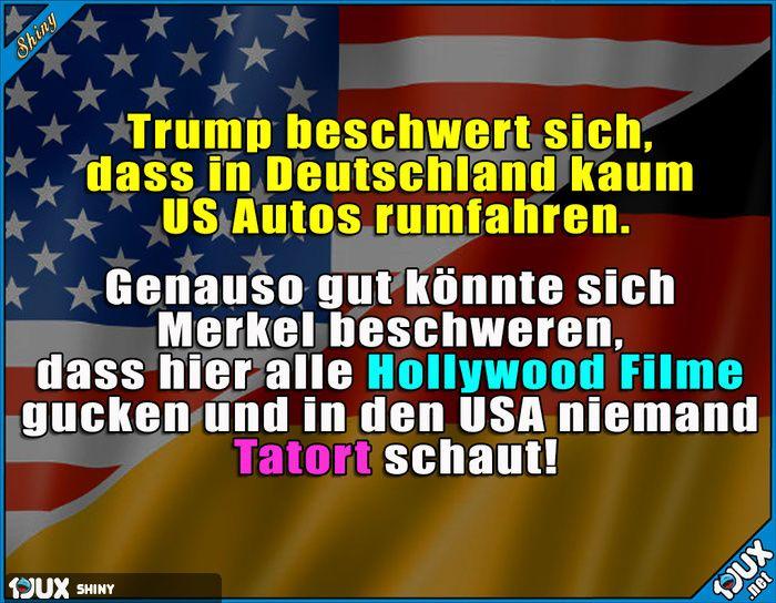 Dann baut eben bessere Autos!  #Sprüche #1jux #sowahr #Deutschland #Autos