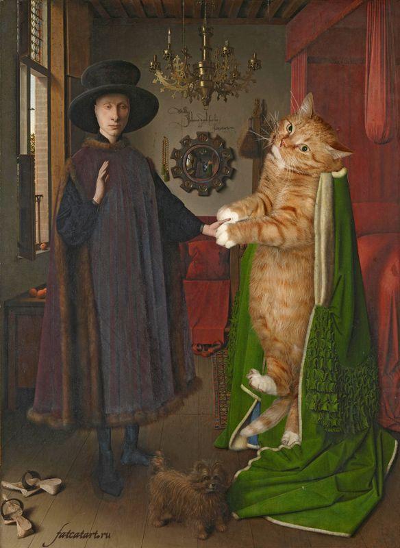 Arnolfini Portrait By Jan Van Eyck HD desktop wallpaper