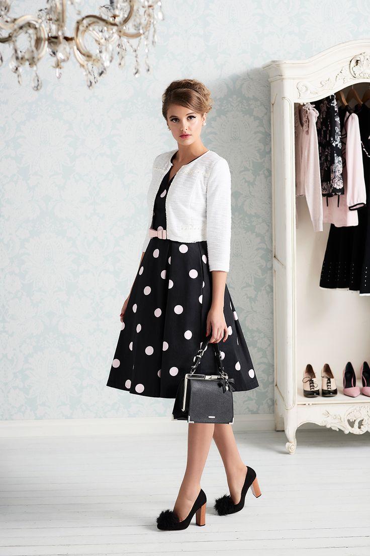 Girls Wanna Have Fun Dress   | Poppy Jacket   | Maddie Bow Belt  | Bow Peep Bag