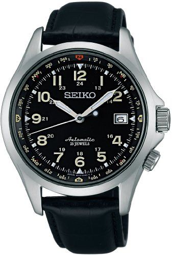Seiko Sports SARG007 Automatic Mens Watch Adjustable Bezel by Seiko Watches *** Want to know more, click on the image.(This is an Amazon affiliate link and I receive a commission for the sales)