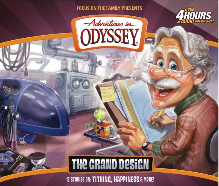 Adventures in Odyssey #56