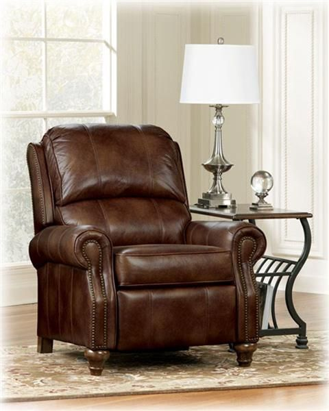 Dura Blend Canyon Leather-Mate Low Leg Recliner - Bernie And Phyls & 76 best Signature Design By Ashley Furniture Collections images on ... islam-shia.org
