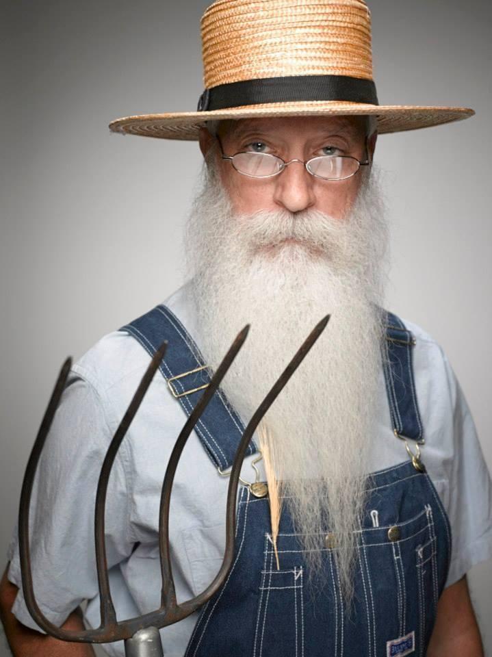 40 Beard and Mustache Looks From the 2014 Championship | Modern Salon #beards #mustaches #men