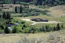 Fort Walsh Cypress Hills - a must see!