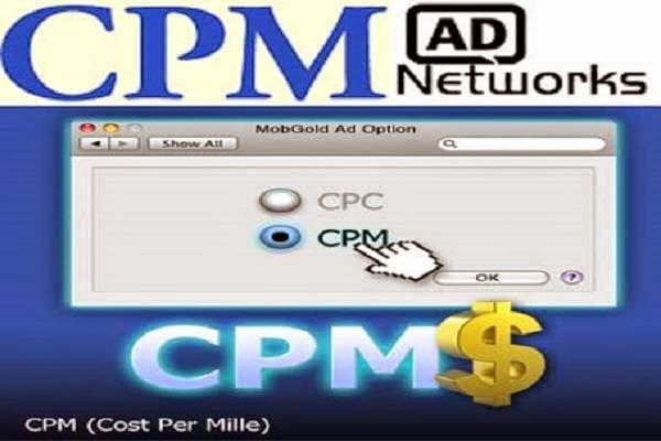 Top 10 Best Cost Per Mile (CPM) Advertising Networks | Bloggerwits http://shar.es/1fHJKS