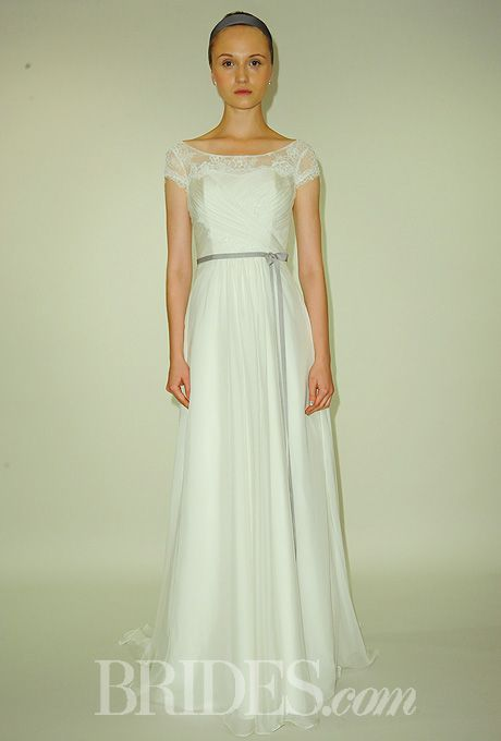 Alyne Wedding Dresses 2014 Bridal Runway Shows | Wedding Dresses Style | Brides.com
