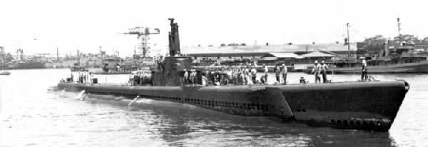 USS Tang (SS-306) was a Balao-class US Navy submarine of World War II. (wikipedia.image) 5.17