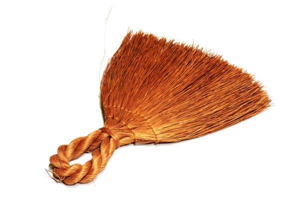 Vintage Utility Broom Primitive Farmhouse Duster by ITSYOURCOUNTRY