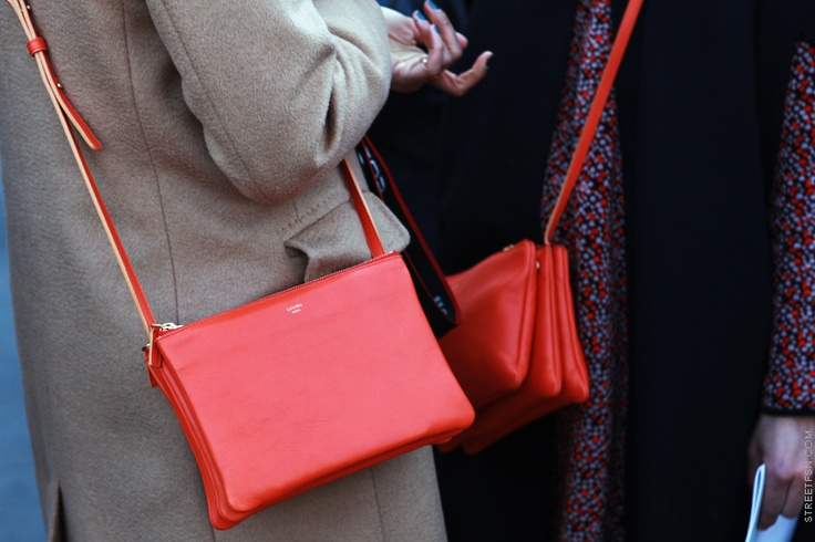 MUST HAVE BAG : TRIO BY CELINE -