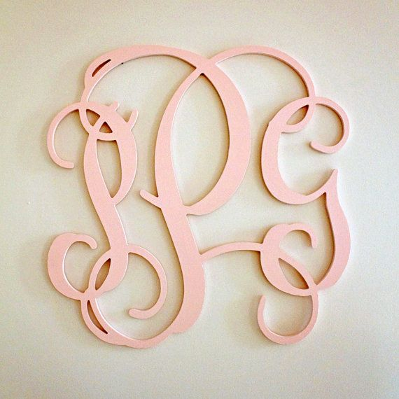 Wooden Monogram Wall Hanging best 20+ wooden monogram letters ideas on pinterest | wooden