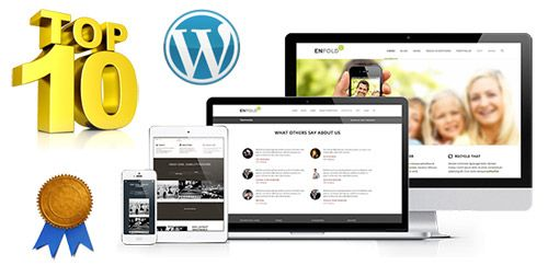 Best TOP 10. Wordpress themes you've ever seen !!!