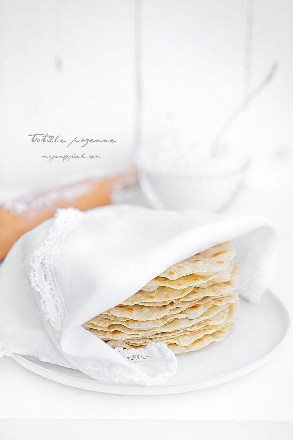 Tortille pszenne