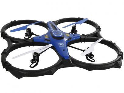 Quadricóptero com Controle Remoto H-18 - H-Drone S9 - Candide com as melhores condições você encontra no Magazine Edmilson07. Confira!