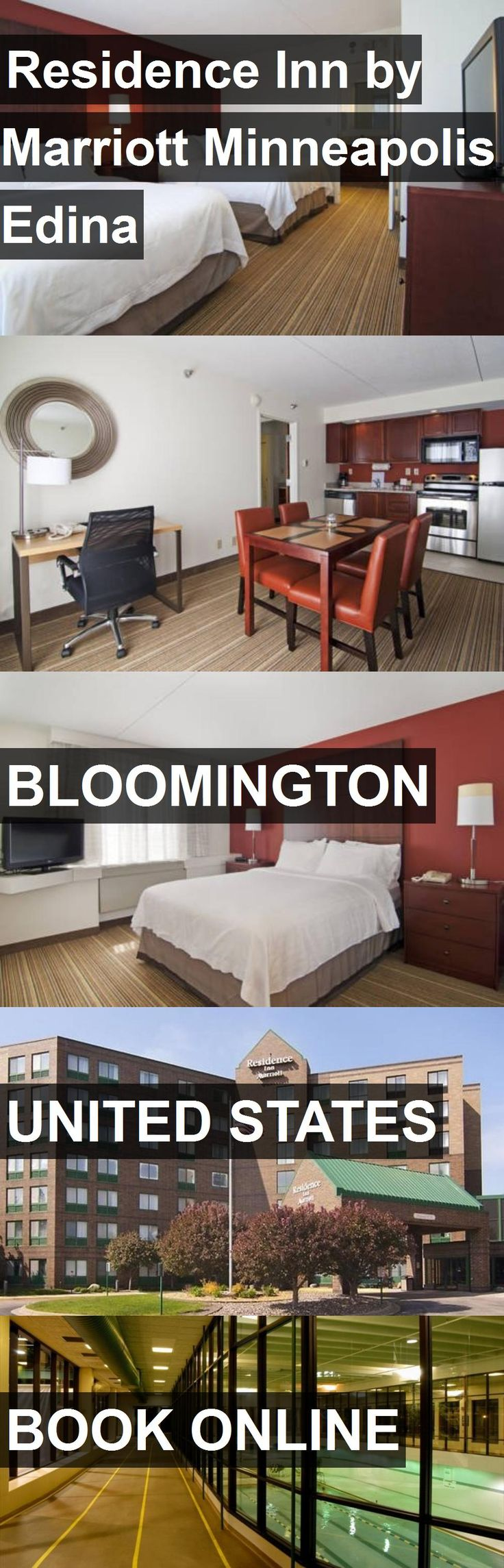 Hotel Residence Inn by Marriott Minneapolis Edina in Bloomington, United States. For more information, photos, reviews and best prices please follow the link. #UnitedStates #Bloomington #ResidenceInnbyMarriottMinneapolisEdina #hotel #travel #vacation