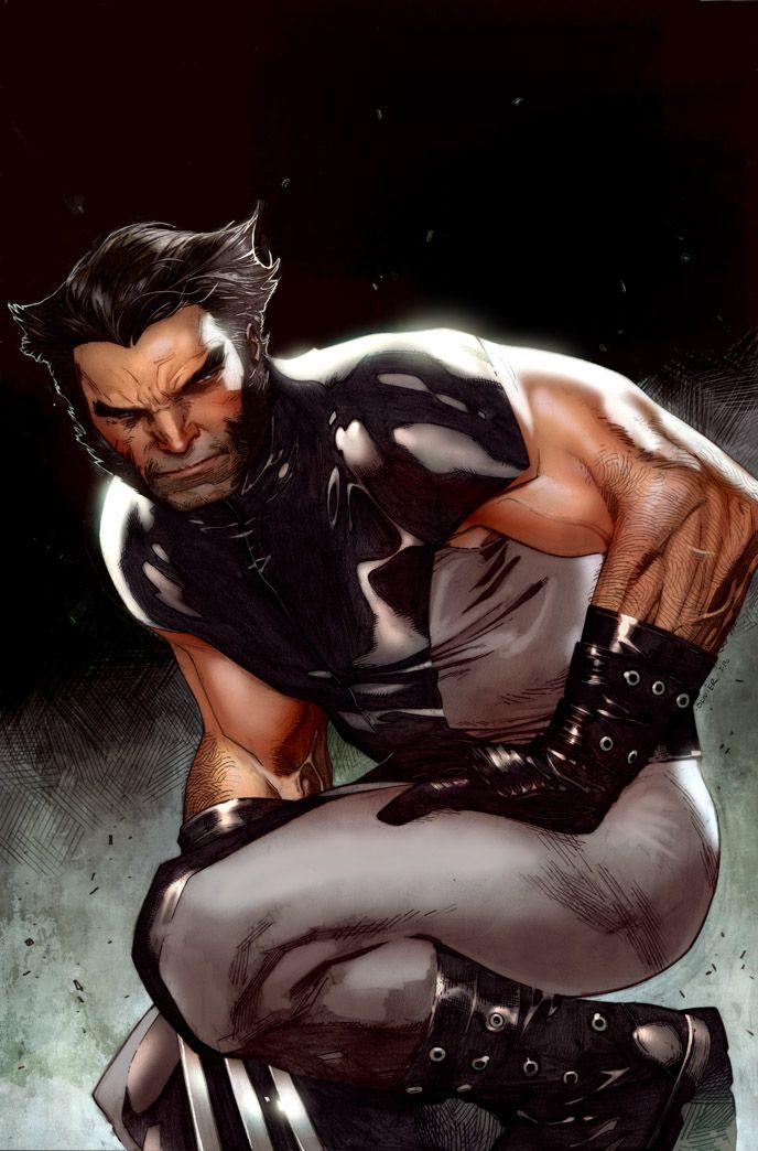 Olivier Coipel - Wolverine