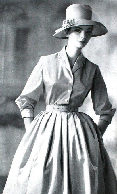 Amato Oltre 25 fantastiche idee su Moda vintage anni '50 su Pinterest  RO97
