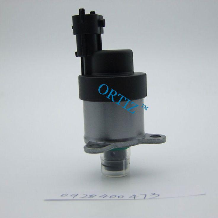 Rex ORTIZ 0928400473 Common Rail Fuel Pump Pressure Regulator Control Metering Solenoid SCV Valve Unit