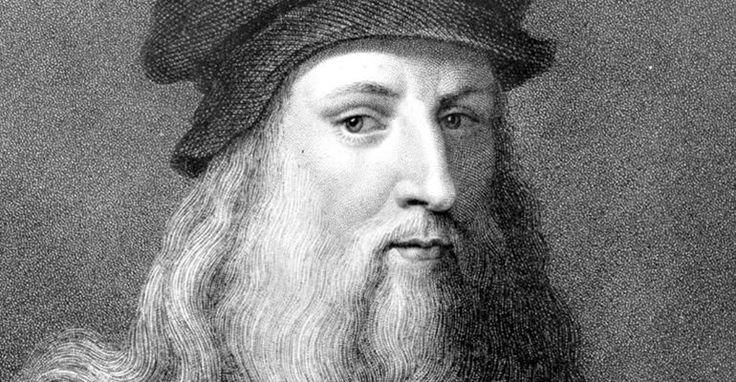 """Co znajdowało się na liście """"rzeczy do zrobienia"""" Leonarda Da Vinci? Była ona bardzo nietypowa"""