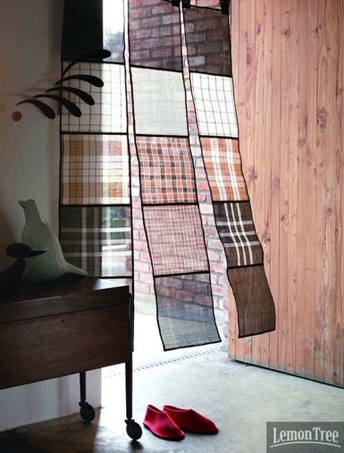 fabric screens